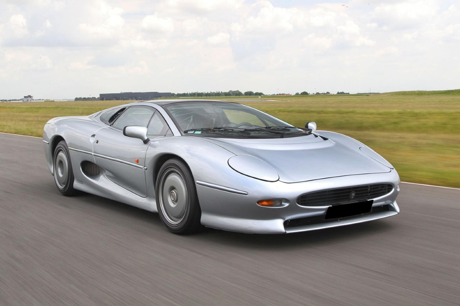 Jaguar Xj220 Supercars Net