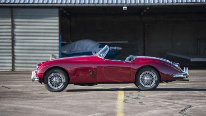 1957 Jaguar XK150 3.4 Roadster