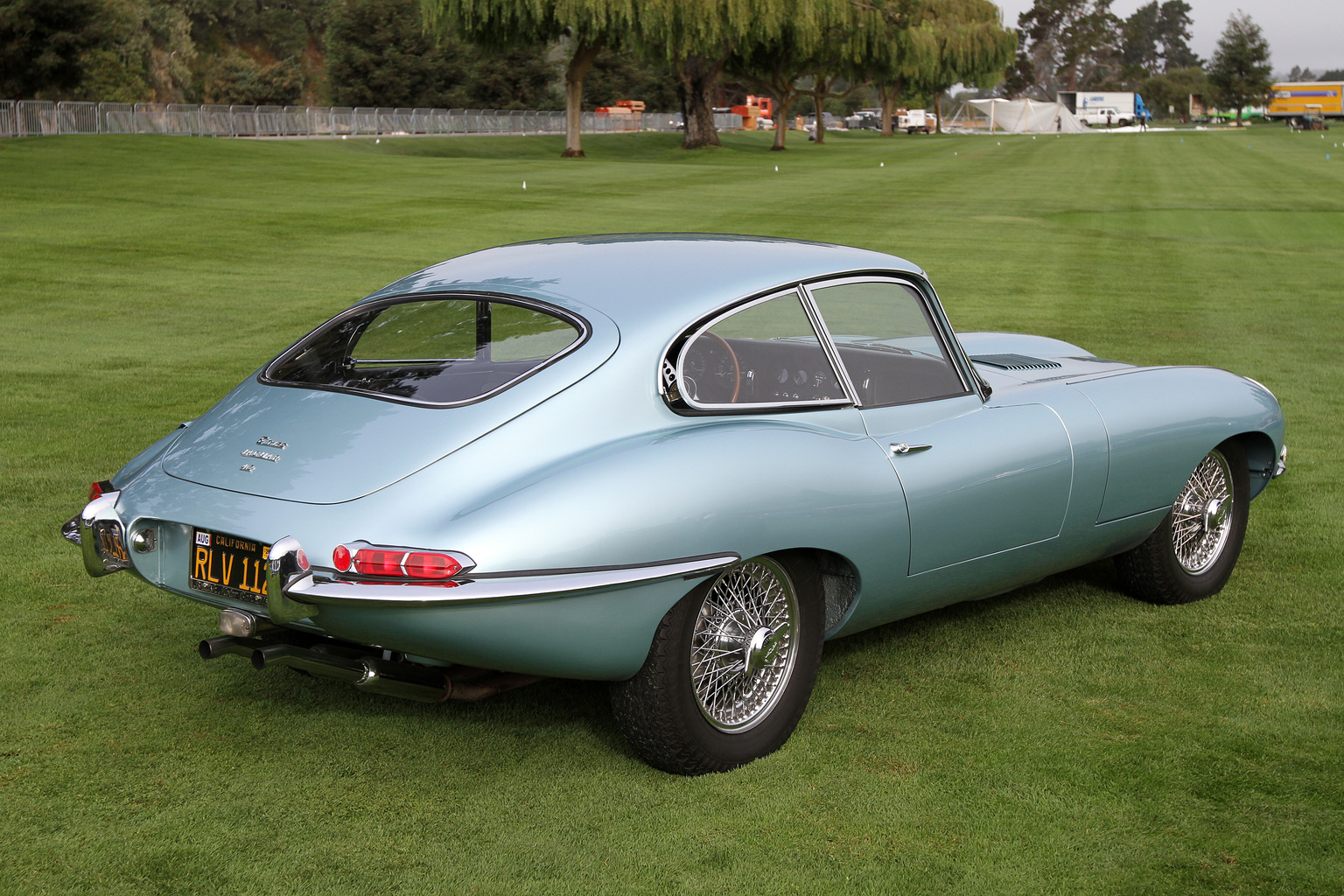 1965 Jaguar E Type 4 2 Coupe Gallery Supercars Net