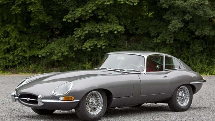 1962 Jaguar E-Type 3.8 Fixed Head Coupé Gallery