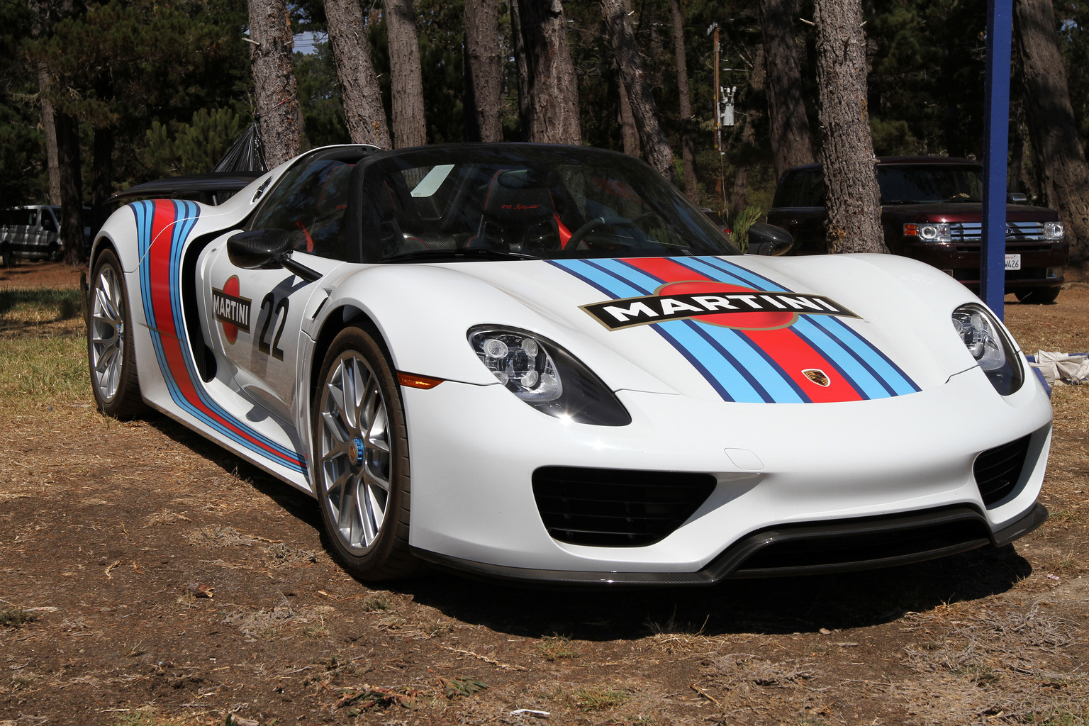 Porsche 918s of #carweek2015-1