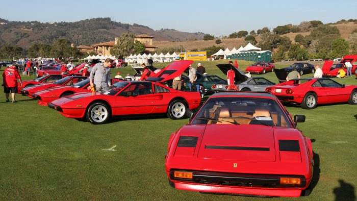 52nd Annual 2015 Ferrari Club of America International Meet-1
