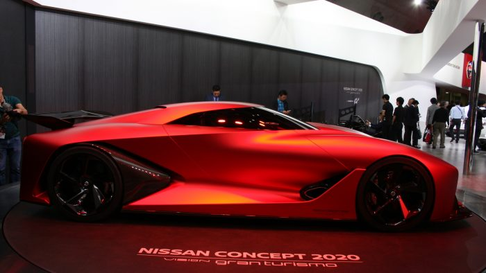 The 44th Tokyo Motor Show 2015-1
