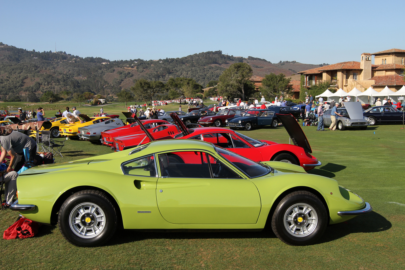 52nd annual 2015 ferrari club of america international meet 1. Cars Review. Best American Auto & Cars Review