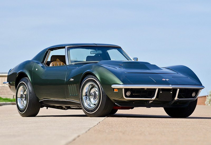 Corvette Stingray 1969 >> 1968 Chevrolet Corvette Stingray L88 Coupe Gallery ...