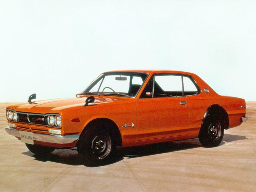 1969 Nissan Skyline 2000GTR