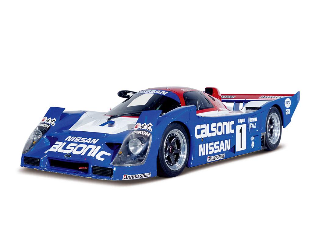 1991 Nissan R91CP