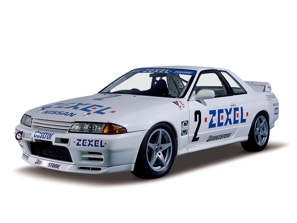1992 Nissan Skyline GT-R Group N