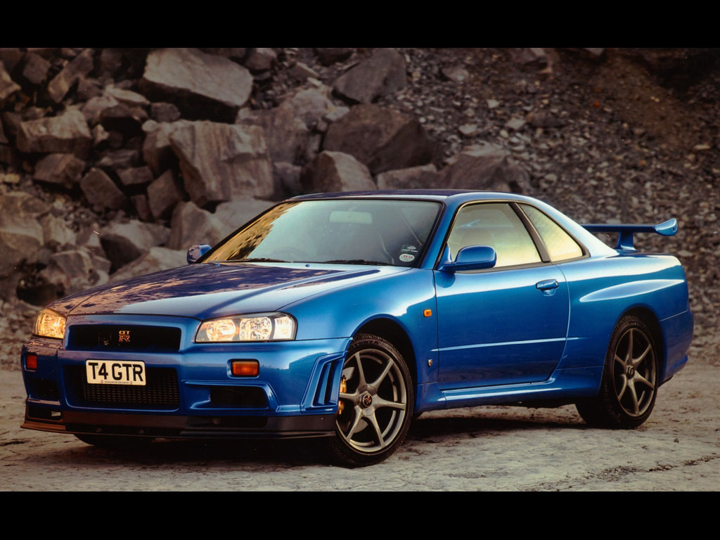 Good 1999 Nissan Skyline GT R