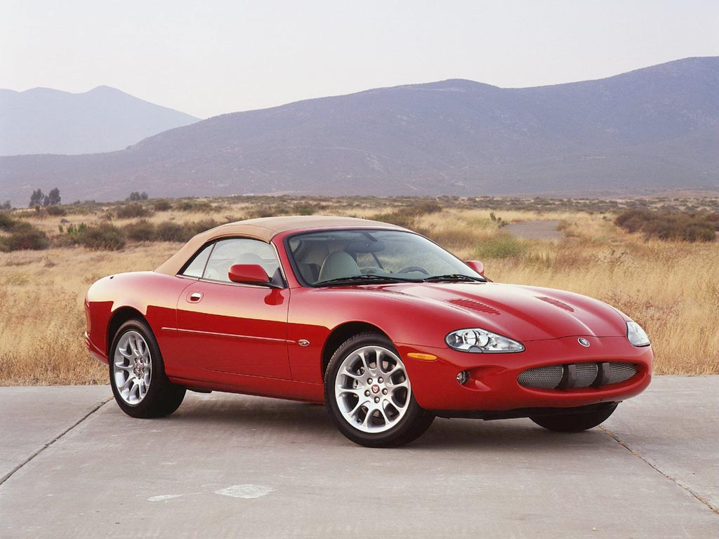 2000 Jaguar Xkr Convertible Supercars Net