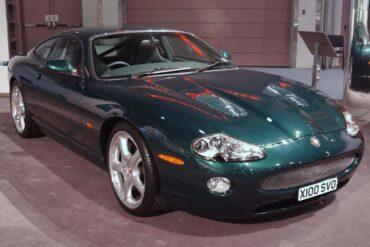 2001 Jaguar XKR-R Concept