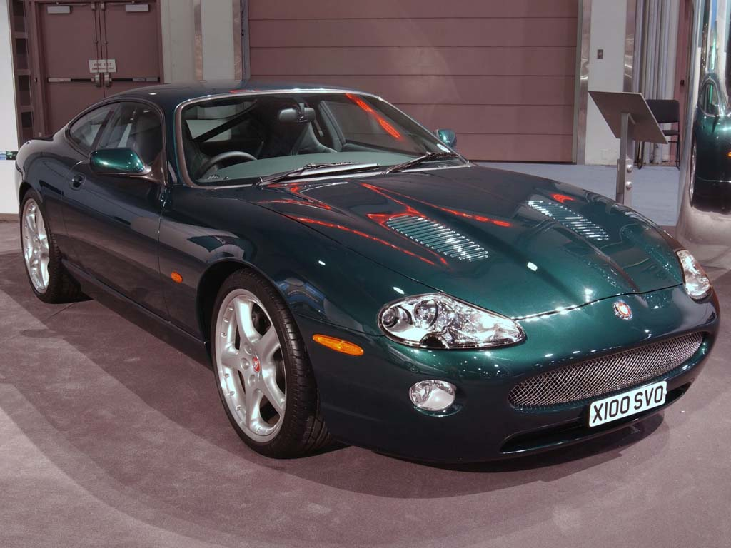 2001 Jaguar Xkr R Concept Supercars Net
