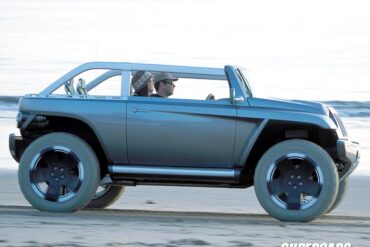 2001 Jeep Willys Concept