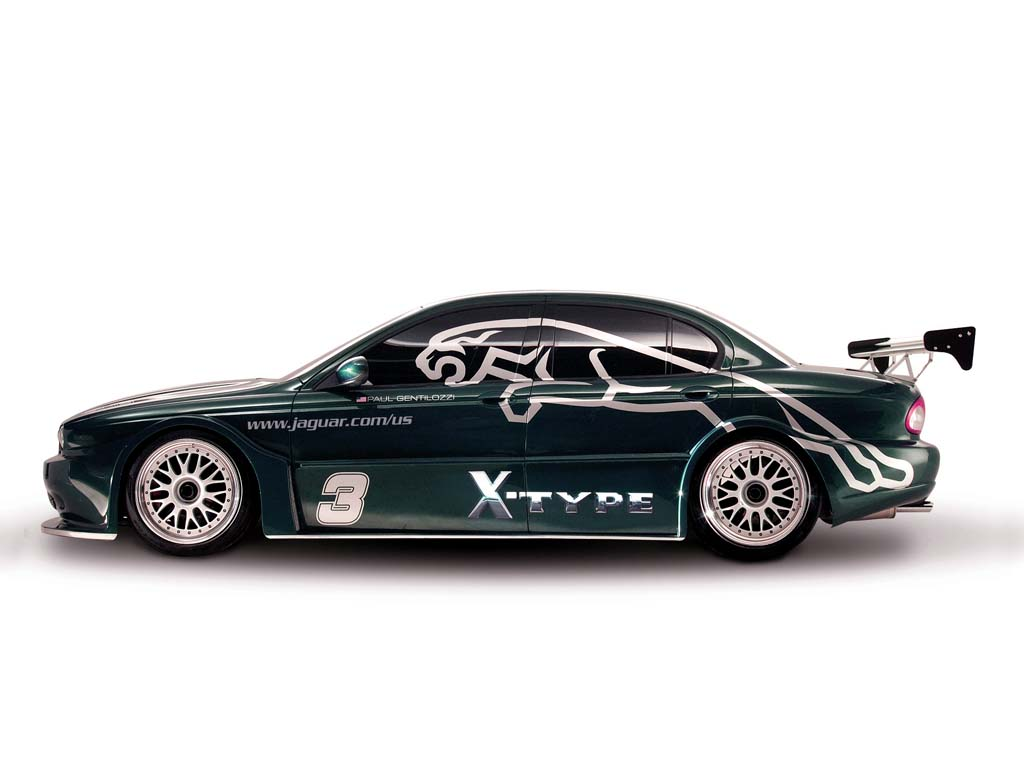 2002 jaguar x type racing concept. Black Bedroom Furniture Sets. Home Design Ideas
