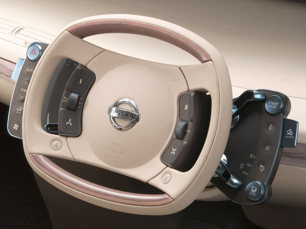 2003 Nissan Serenity Concept