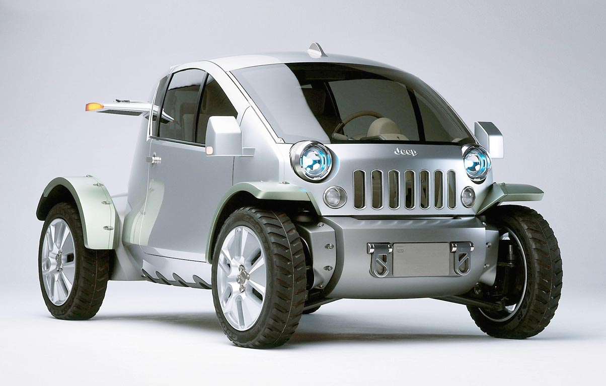 2003 Jeep Treo Concept | | SuperCars.net