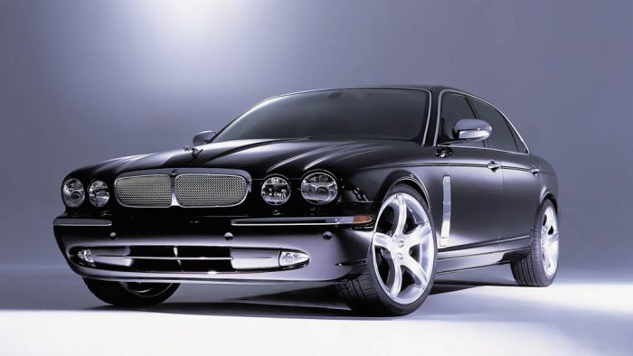 2004 Jaguar Concept Eight