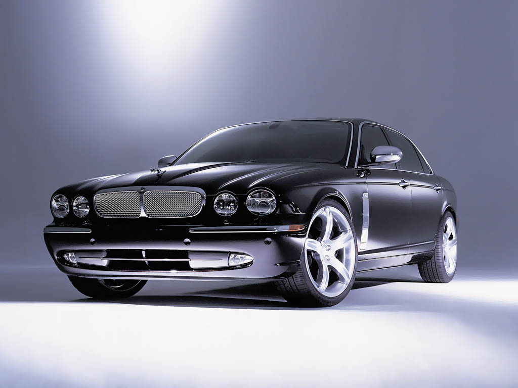 2004 Jaguar Concept Eight