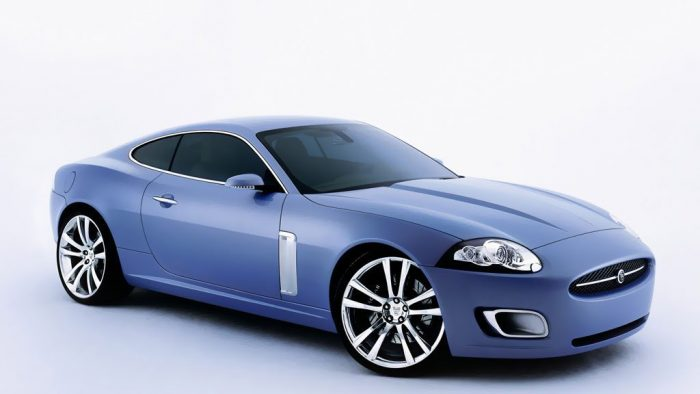 2005 Jaguar Advanced Lightweight Coupe Concept