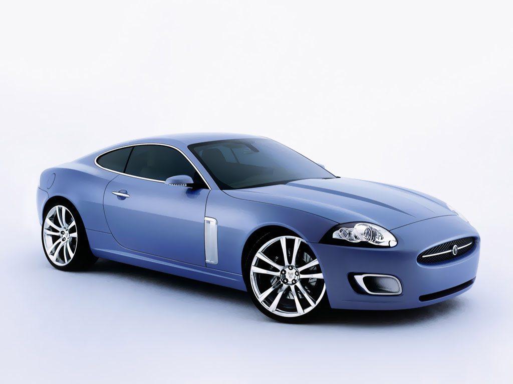 2005 Jaguar Advanced Lightweight Coupe Concept