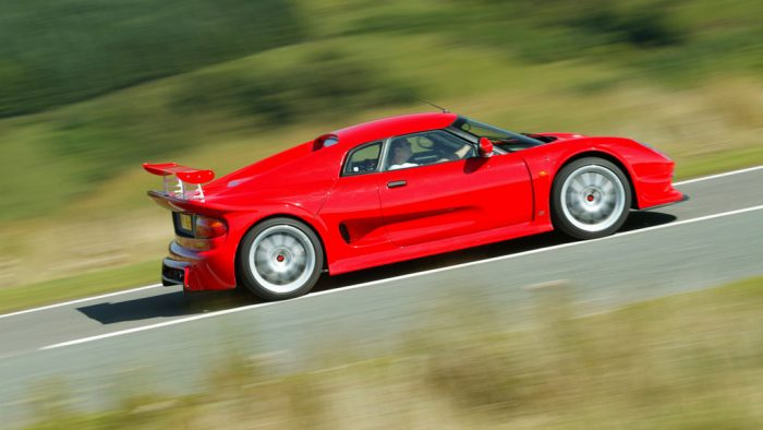 Noble M12 Gto 3r Supercars