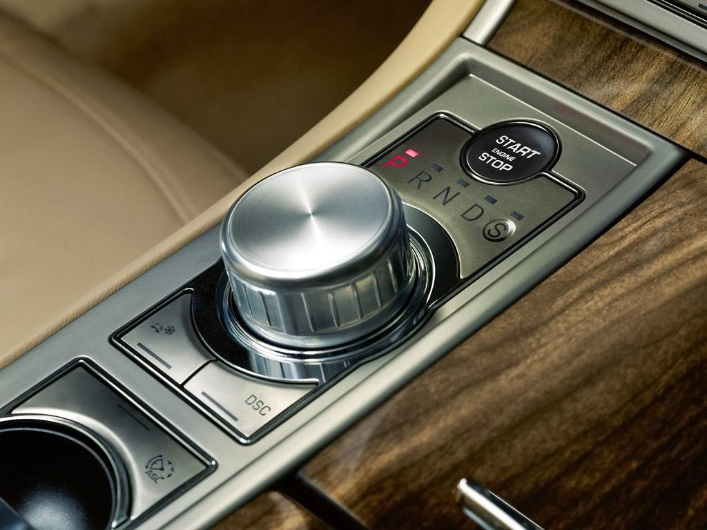 2008 Jaguar XF SV8