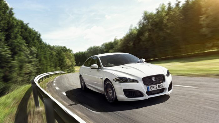 2012 Jaguar XFR Speed Pack