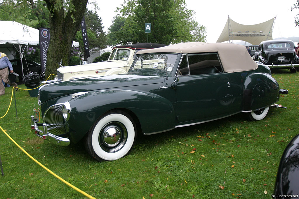 2006 Greenwich Concours d'Elegance -6