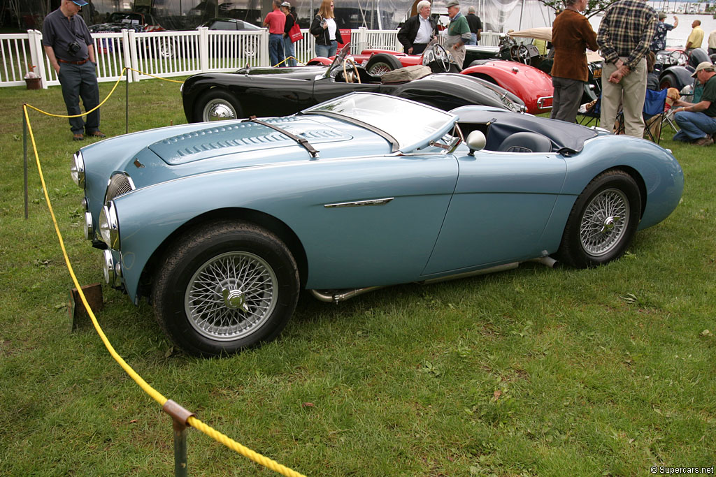 2006 Greenwich Concours d'Elegance -12