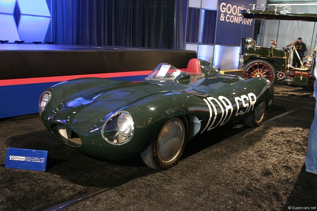 1954 Jaguar D-Type