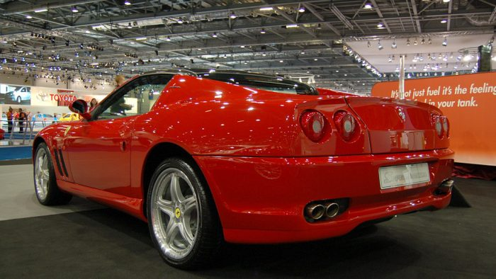 2006 British International Motor Show -4