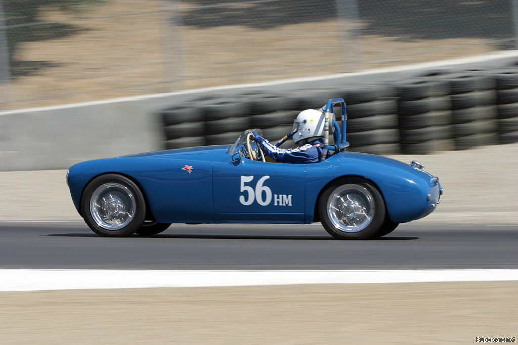 2006 Monterey Historic Races -3