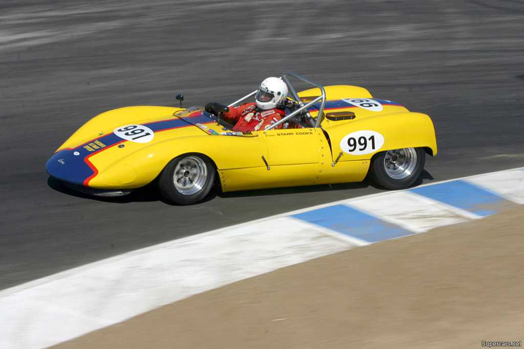 2006 Monterey Historic Races -13