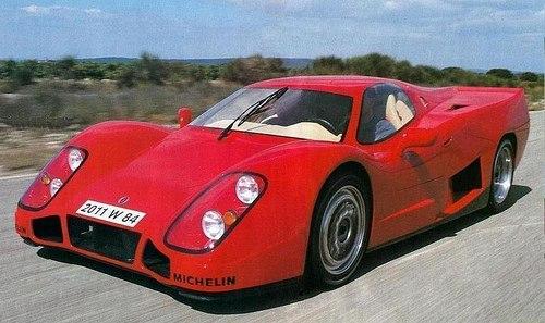 1995 Jimenez Novia Concept