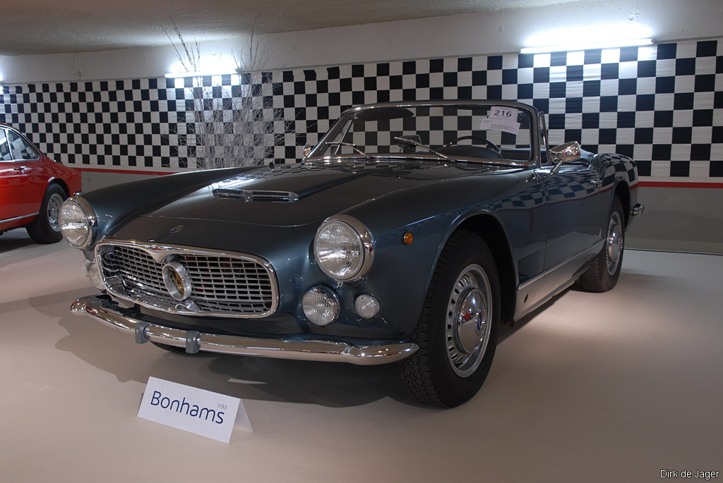 2006 Gstaad Italian Motor Car Auction -2