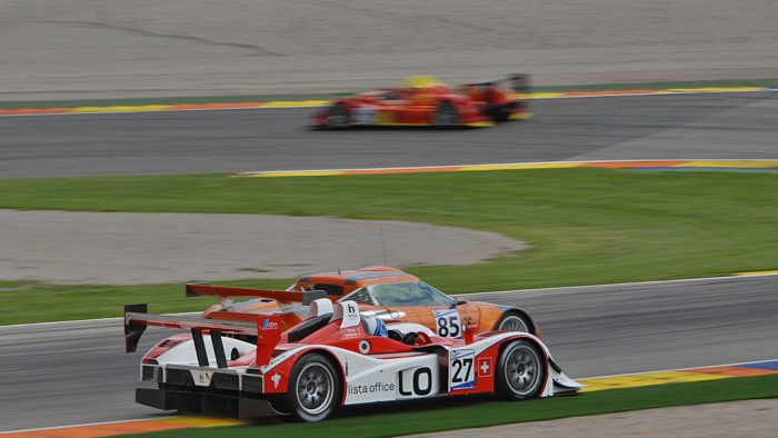2007 Le Mans Series-1000km of Valencia - 2