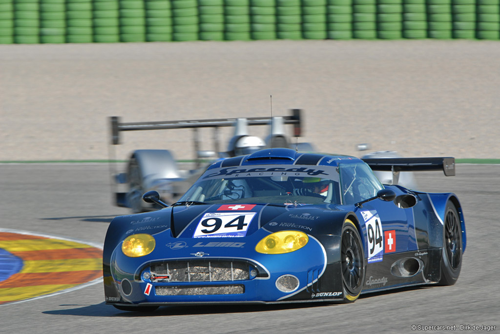 2007 Le Mans Series-1000km of Valencia - 4