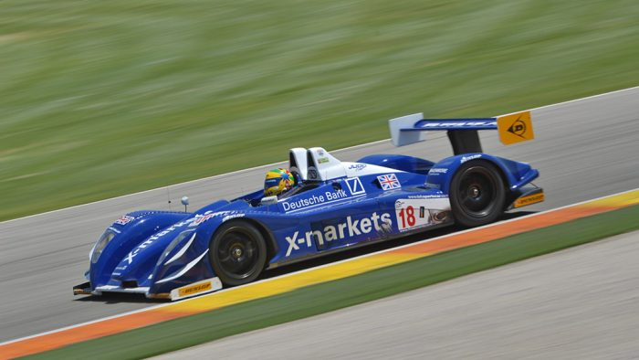 2007 Le Mans Series-1000km of Valencia - 1