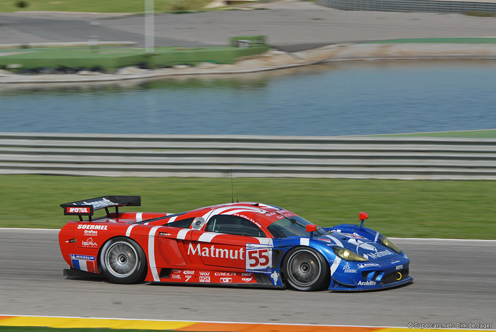 2007 Le Mans Series-1000km of Valencia - 3