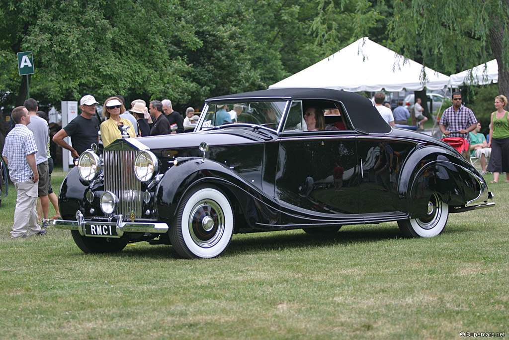 2007 Greenwich Concours - 6