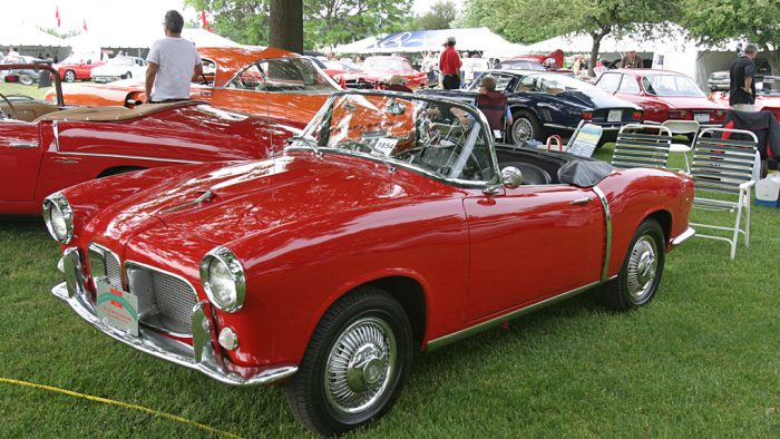 2007 Greenwich Concours - 5