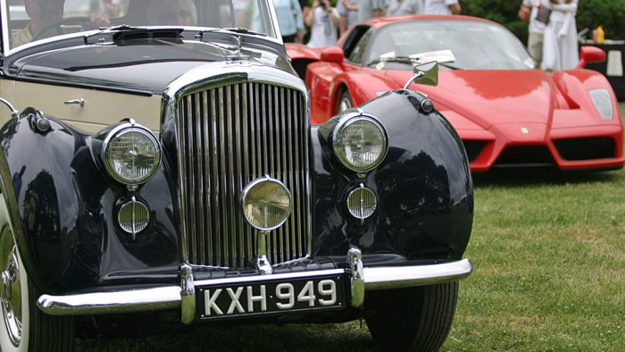 2007 Greenwich Concours - 1