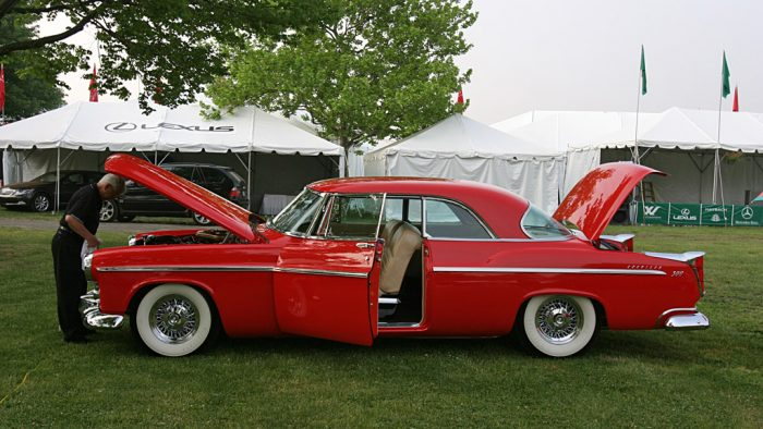2007 Greenwich Concours - 13