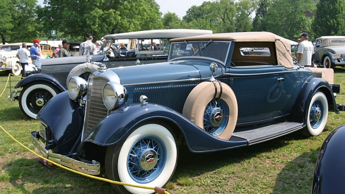 2007 Greenwich Concours - 16