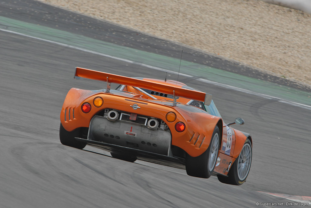 2007 Le Mans Series-1000km of Nurburgring-4