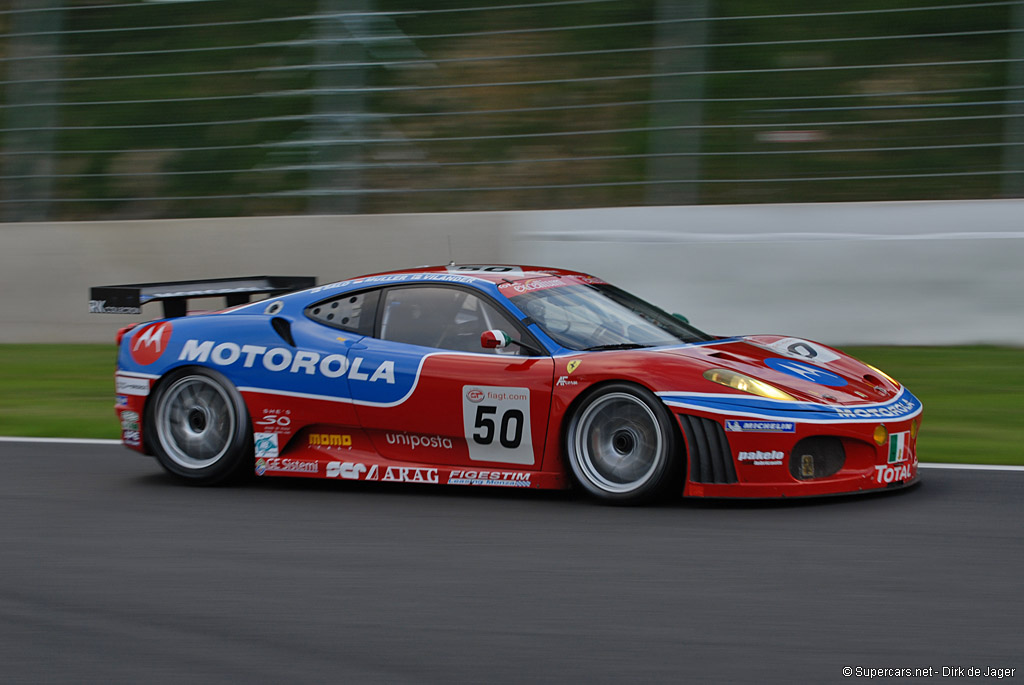 2007 Total 24 Hours of SPA-2