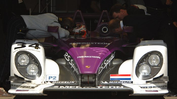 2008 Le Mans Series-Paul Ricard Test-2