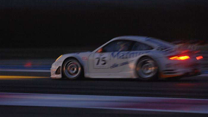 2008 Le Mans Series-Paul Ricard Test-4