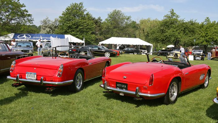 2008 Greenwich Concours - 1