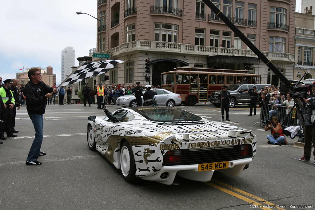 2008 Gumball 3000 - 1